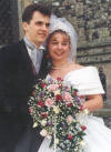 Steven and Sonia wedding Aug 31 1996